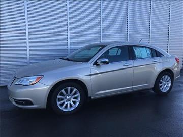 2014 Chrysler 200 for sale at Michigan Direct Auto Sales of Jonesville in Jonesville MI