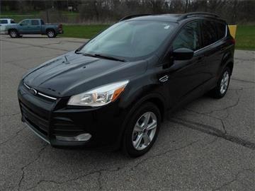 2014 Ford Escape for sale at Michigan Direct Auto Sales of Jonesville in Jonesville MI