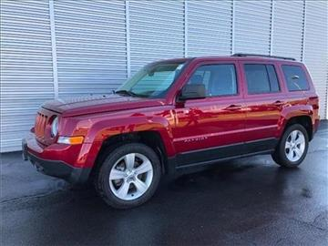 2015 Jeep Patriot for sale at Michigan Direct Auto Sales of Jonesville in Jonesville MI