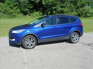 2013 Ford Escape for sale at Michigan Direct Auto Sales of Jonesville in Jonesville MI