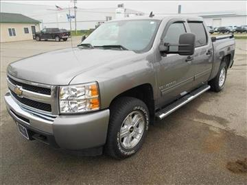 2009 Chevrolet Silverado 1500 for sale at Michigan Direct Auto Sales of Jonesville in Jonesville MI