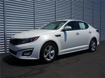 2015 Kia Optima for sale at Michigan Direct Auto Sales of Jonesville in Jonesville MI