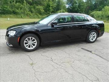 2015 Chrysler 300 for sale at Michigan Direct Auto Sales of Jonesville in Jonesville MI