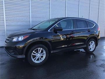 2014 Honda CR-V for sale at Michigan Direct Auto Sales of Jonesville in Jonesville MI