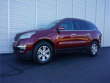 2015 Chevrolet Traverse for sale at Michigan Direct Auto Sales of Jonesville in Jonesville MI