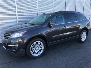 2014 Chevrolet Traverse for sale at Michigan Direct Auto Sales of Jonesville in Jonesville MI