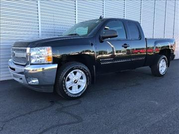 2013 Chevrolet Silverado 1500 for sale at Michigan Direct Auto Sales of Jonesville in Jonesville MI