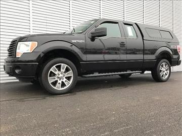 2014 Ford F-150 for sale at Michigan Direct Auto Sales of Jonesville in Jonesville MI