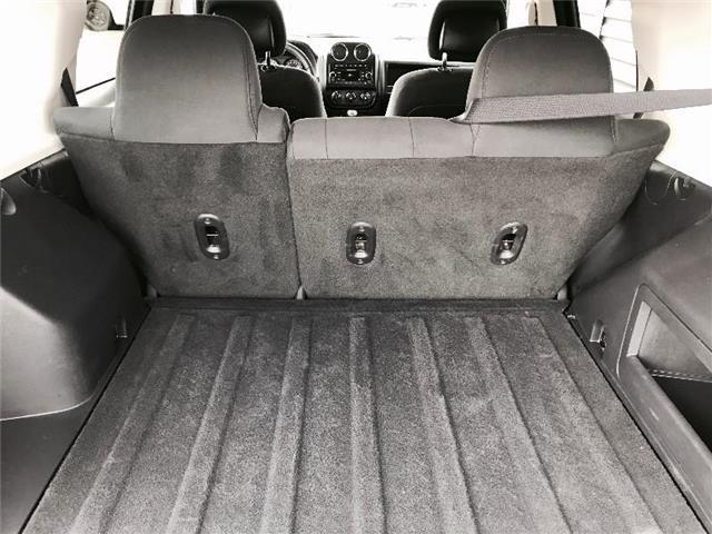2014 Jeep Patriot for sale at Michigan Direct Auto Sales of Jonesville in Jonesville MI