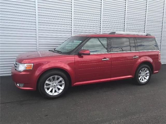 2011 Ford Flex for sale at Michigan Direct Auto Sales of Jonesville in Jonesville MI
