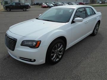 2014 Chrysler 300 for sale at Michigan Direct Auto Sales of Jonesville in Jonesville MI