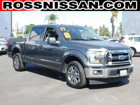 2017 Ford F-150 for sale in El Monte, CA