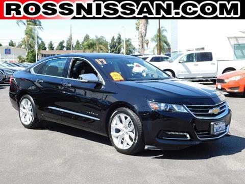 2017 Chevrolet Impala for sale in El Monte, CA