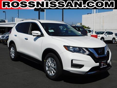 2017 Nissan Rogue for sale in El Monte, CA