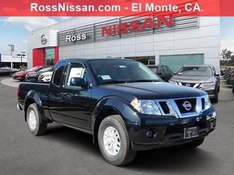 2018 Nissan Frontier For Sale In El Monte, CA