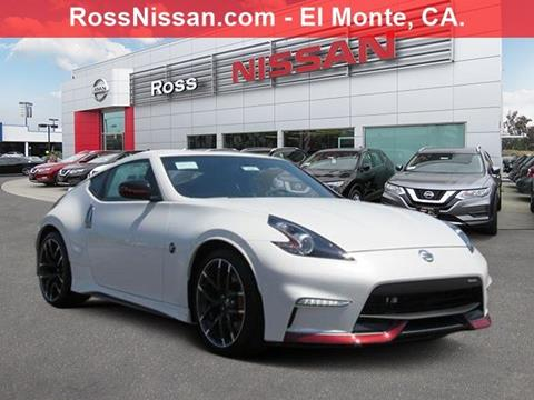 2019 Nissan 370Z For Sale In El Monte, CA