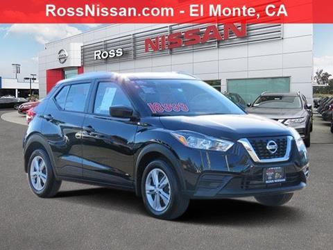 2018 Nissan Kicks for sale in El Monte, CA