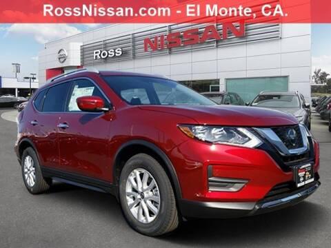 2020 Nissan Rogue SV for sale at ROSS NISSAN OF EL MONTE in El Monte CA