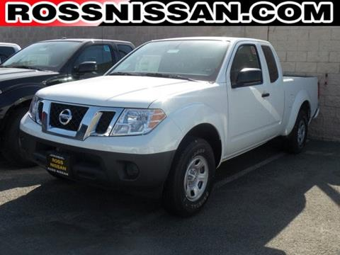 2017 Nissan Frontier for sale in El Monte, CA