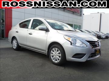 2017 Nissan Versa Note for sale in El Monte, CA