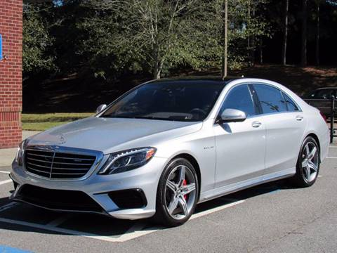 2016 Mercedes-Benz S-Class for sale in Duluth, GA