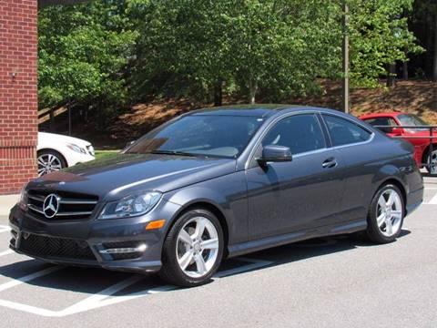 2013 Mercedes-Benz C-Class for sale in Duluth, GA