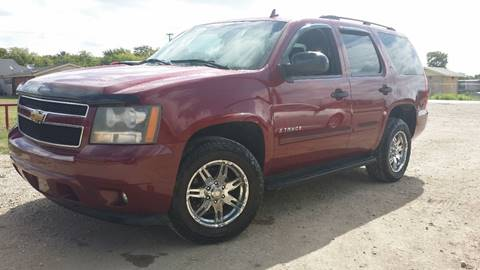 2007 Chevrolet Tahoe for sale in Italy, TX