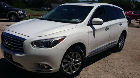 2013 Infiniti JX35 for sale in Italy, TX