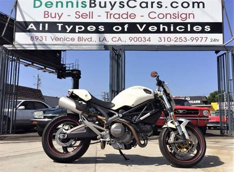 2012 Ducati Monster for sale in Los Angeles, CA