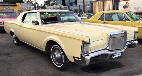 1969 Lincoln Mark III For Sale in Hermiston, OR - Carsforsale.com