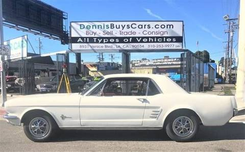 dennis buys classic cars los angeles ca. Black Bedroom Furniture Sets. Home Design Ideas