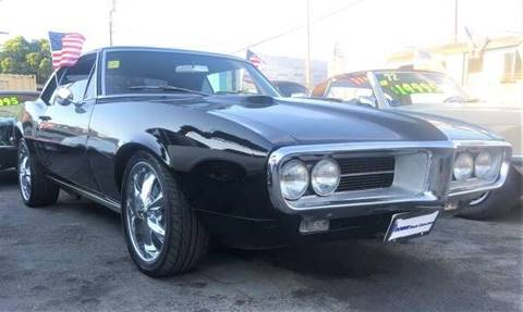 1967 Pontiac Firebird for sale in Los Angeles, CA