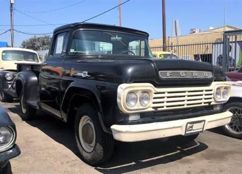 1959 Ford F-250 for sale in Los Angeles, CA