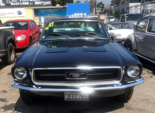 1967 Ford Mustang (image 5)