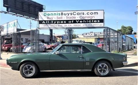 1968 Pontiac Firebird for sale in Los Angeles, CA