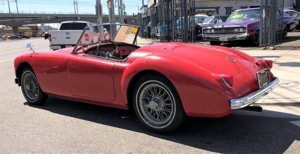 1958 MG MGA (image 4)