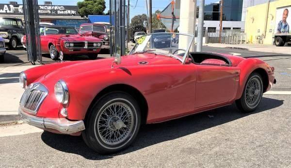 1958 MG MGA (image 5)