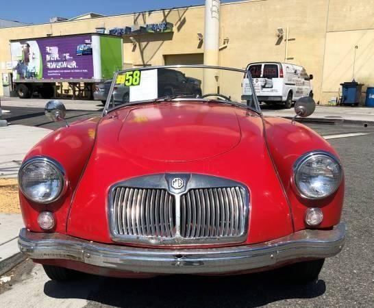 1958 MG MGA (image 7)