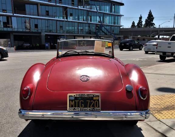 1958 MG MGA (image 8)