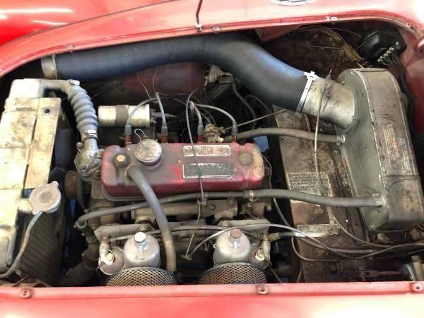 1958 MG MGA (image 17)