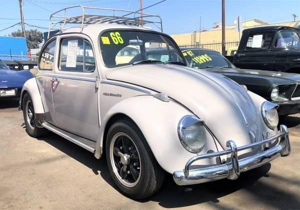 1966 Volkswagen Beetle (image 1)