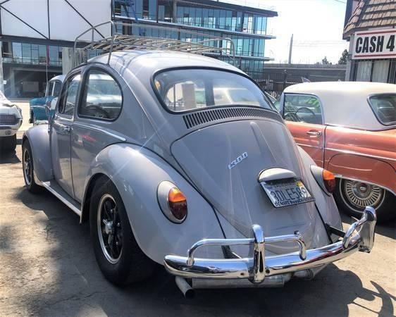 1966 Volkswagen Beetle (image 2)