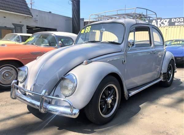 1966 Volkswagen Beetle (image 3)