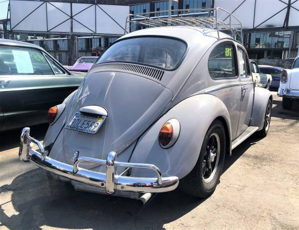 1966 Volkswagen Beetle (image 4)