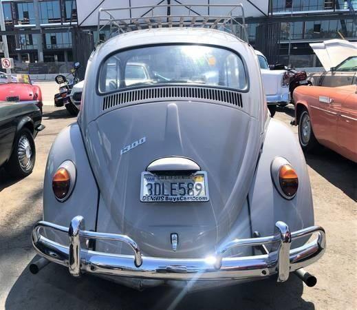 1966 Volkswagen Beetle (image 6)