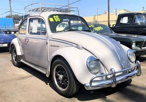 1966 Volkswagen Beetle for sale at Dennis Buys Classic Cars in Los Angeles CA