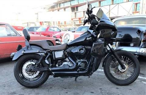 2009 Harley-Davidson Dyna Street Bob for sale at Dennis Buys Classic Cars in Los Angeles CA