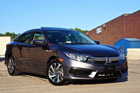 2016 Honda Civic for sale at Effect Auto Center in Omaha NE