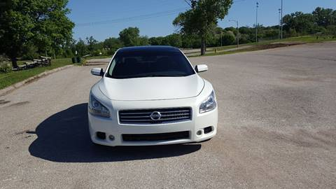 2010 Nissan Maxima for sale at Effect Auto Center in Omaha NE