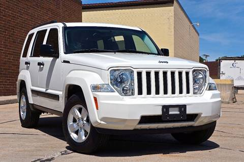 2010 Jeep Liberty for sale at Effect Auto Center in Omaha NE